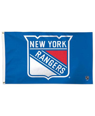 Wincraft New York Rangers Deluxe Flag