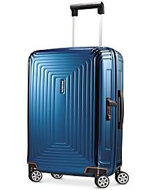 """Samsonite Neopulse 20"""" Carry On Hardside Spinner Suitcase"""