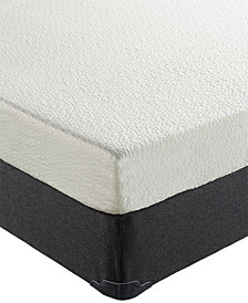 "Sleep Trends Ladan Twin 6"" Cool Gel Memory Foam Firm Tight Top Mattress"