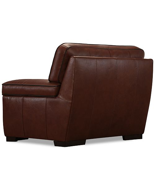 Peachy Myars 47 Leather Chair Pdpeps Interior Chair Design Pdpepsorg