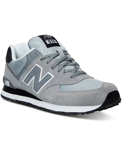 5bd714abbdd New Balance Men s 574 Core Plus Casual Sneakers from Finish Line ...