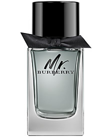 Burberry Men's Mr. Burberry Eau de Toilette, 1.6 oz
