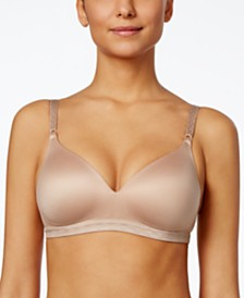 Warner's Cloud 9 Wireless Contour Bra 1269
