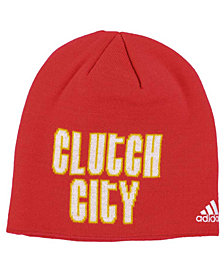 adidas Houston Rockets Pride Jersey Hook Knit Hat