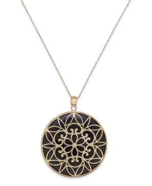 Onyx Decorative Medallion...