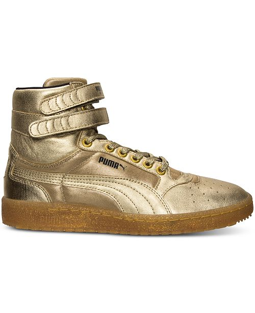 2677d4b782a Puma. Women s Sky II Hi Metallic Casual Sneakers from Finish Line. Be the  first to Write a Review. main image  main image  main image ...