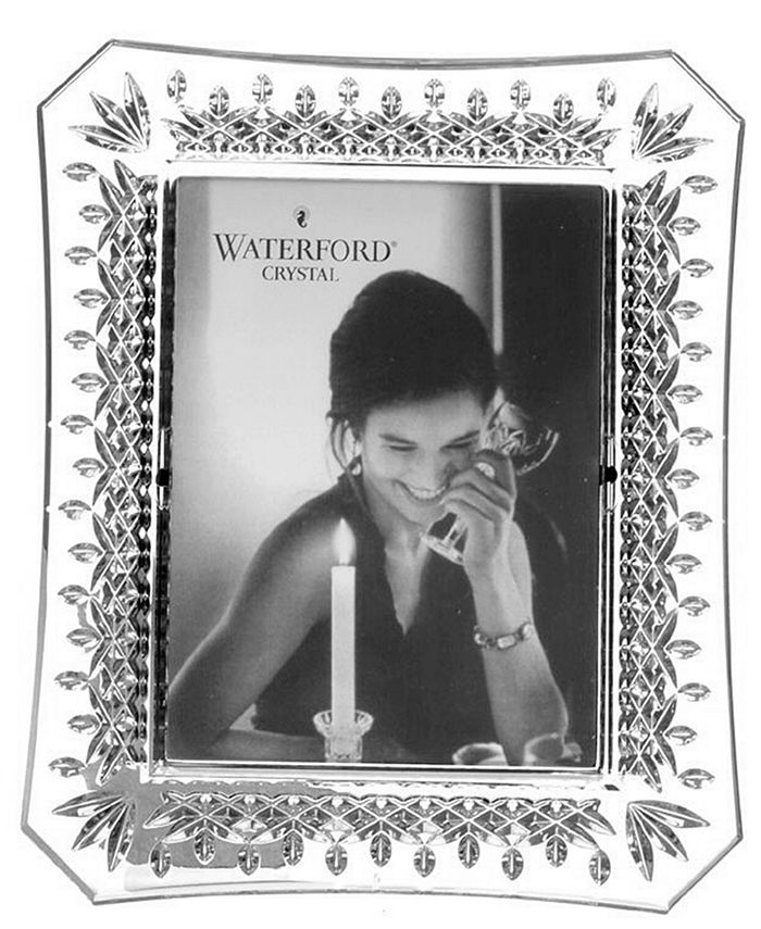 """Waterford - """"Lismore"""" Picture Frame, 5x7"""""""