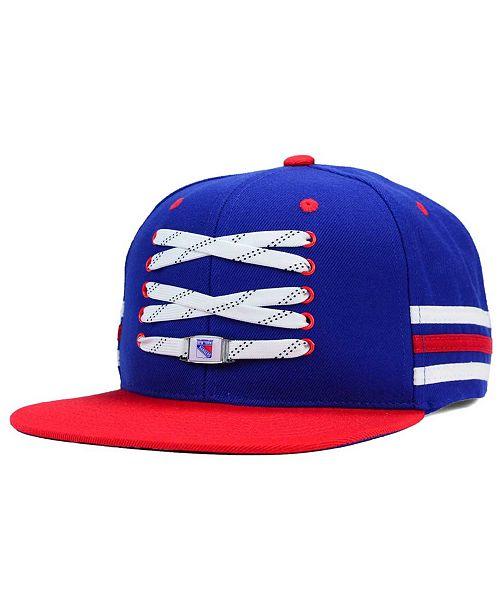 897cba9b6e3 Zephyr New York Rangers Lacer Locker Room Cap   Reviews ...