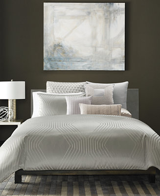 Hotel Collection Keystone Duvet Covers Only At Macy S