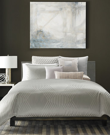 Hotel Collection Keystone Bedding Collection Only At Macy