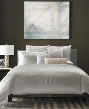 Hotel Collection Keystone FullQueen Comforter Created for Macys Bedding