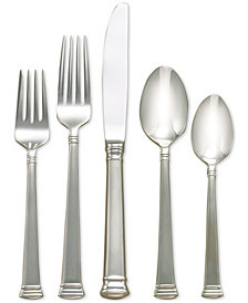 Lenox 20-Pc. Eternal Frosted Flatware Set
