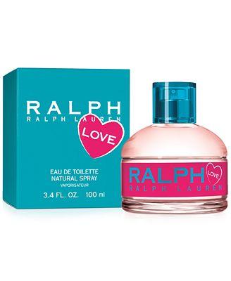 Ralph Lauren RALPH LOVE Eau De Toilette, 3.4 oz