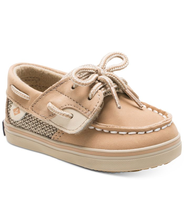 Sperry - Baby Girls' Bluefish Crib Boat Shoes