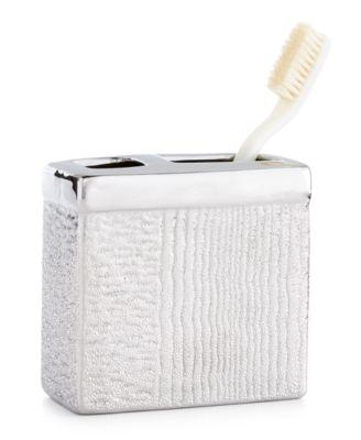 Roebling Stripe Toothbrush Holder