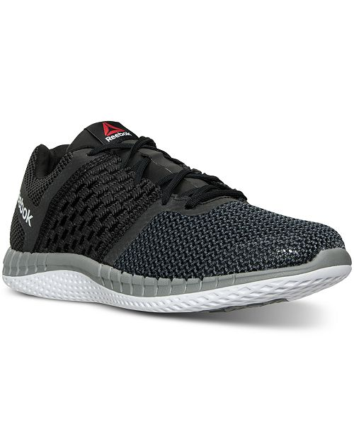 Reebok Men s ZPrint Run Running Sneakers from Finish Line - Finish ... 160ff9f6c