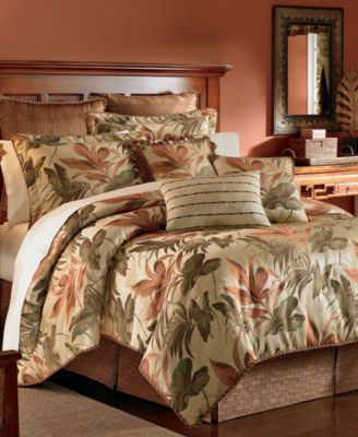 Bali Queen 4-Pc. Comforter Set