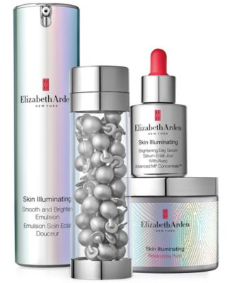 Skin Illuminating Brightening Day Serum with Advanced MIx Concentrate, 1 oz