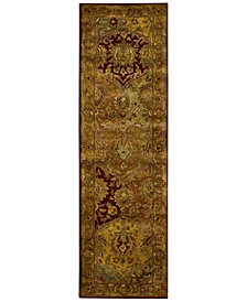 "Nourison Area Rug, Rajah JA25 Dark Panel Multi 2' 4"" x 8' Runner Rug"