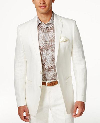 Tallia Slim-Fit Men's Valace Linen Sport Coat