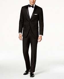 Men's Portfolio Slim-Fit Notch Label Tuxedos