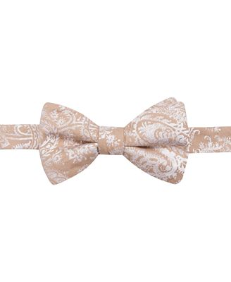 Ryan Seacrest Distinction Men's Brookshire Paisley Pre-Tied Bow Tie, Only at Macy's