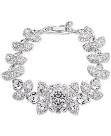 Givenchy Crystal and Pavé Decorative Bracelet
