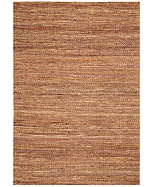 "CLOSEOUT! Natural Jute 3'6"" x 5'6"" Area Rug"