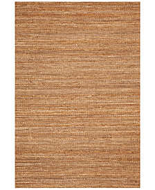D Style Natural Jute Fudge 8' x 10' Area Rug