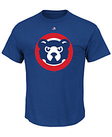 Majestic Men's Chicago Cubs Cooperstown Legacy T-Shirt
