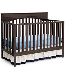 Arran 4 in 1 Convertible Crib, Quick Ship