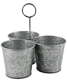 Thirstystone Galvanized Snack Buckets