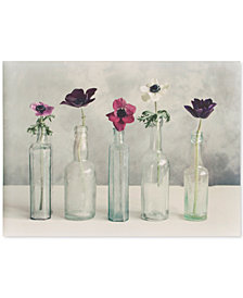 Graham & Brown Floral Row Canvas Print