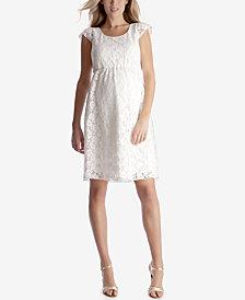 Seraphine Maternity Lace Dress