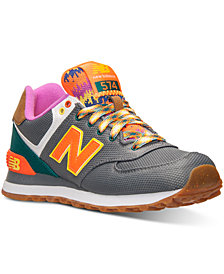 New Balance Women's 574 Weekend Expedition Casual Sneakers from Finish Line