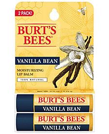 Burt's Bees 2-Pc. Vanilla Bean Lip Balm