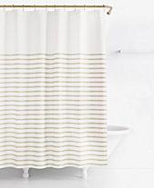 Luxury Shower Curtains Macys