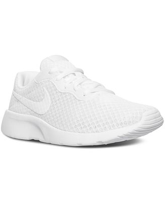Nike Girls Tanjun Casual Sneakers from Finish Line
