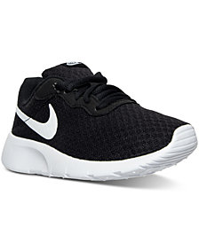 Nike Little Boys' Tanjun Casual Sneakers from Finish Line