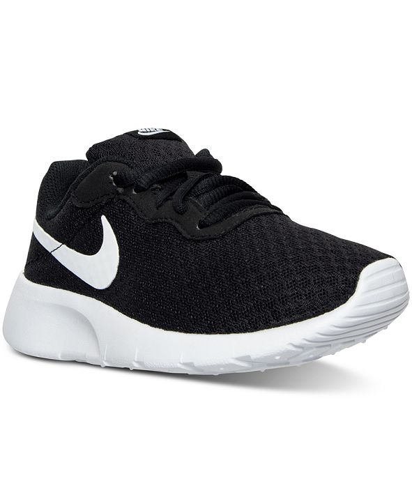 Nike Little Kids Tanjun Casual Sneakers from Finish Line