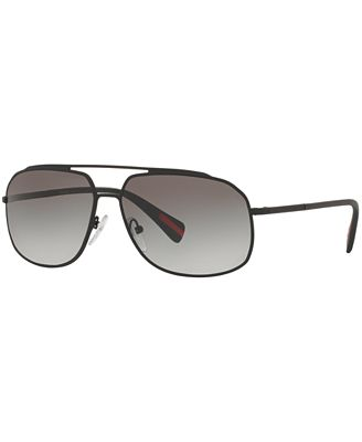 Prada Linea Rossa Sunglasses, PS 56RS