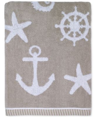 Sea & Sand Cotton Bath Towel