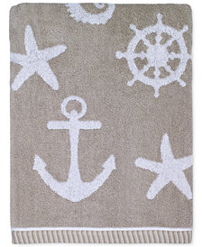 Avanti Sea & Sand Cotton Bath Towel