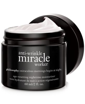 Anti wrinkle miracle worker night