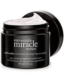 philosophy Anti wrinkle miracle worker night