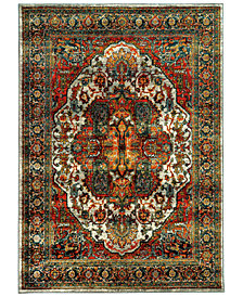 "Oriental Weavers Sedona 6382B 7'10"" x 10'10"" Area Rug"