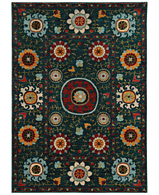 "Oriental Weavers Sedona 6408B 6'7"" x 9'6"" Area Rug"