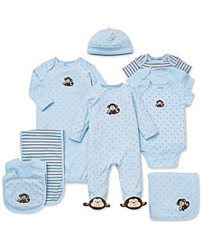 Little Me Baby Boys Monkey Gift Bundle