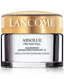 Lancôme Absolue Premium Bx Sunscreen Travel Size, 0.5oz