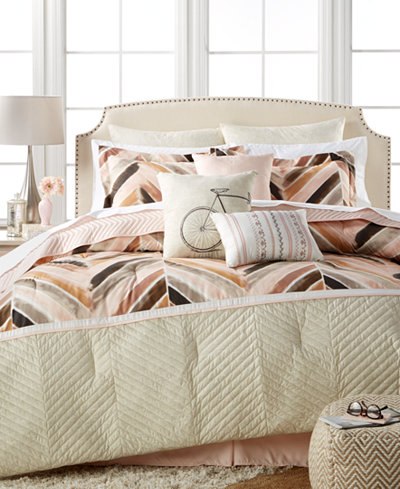 CLOSEOUT! Alexis 10-Pc. Queen Comforter Set